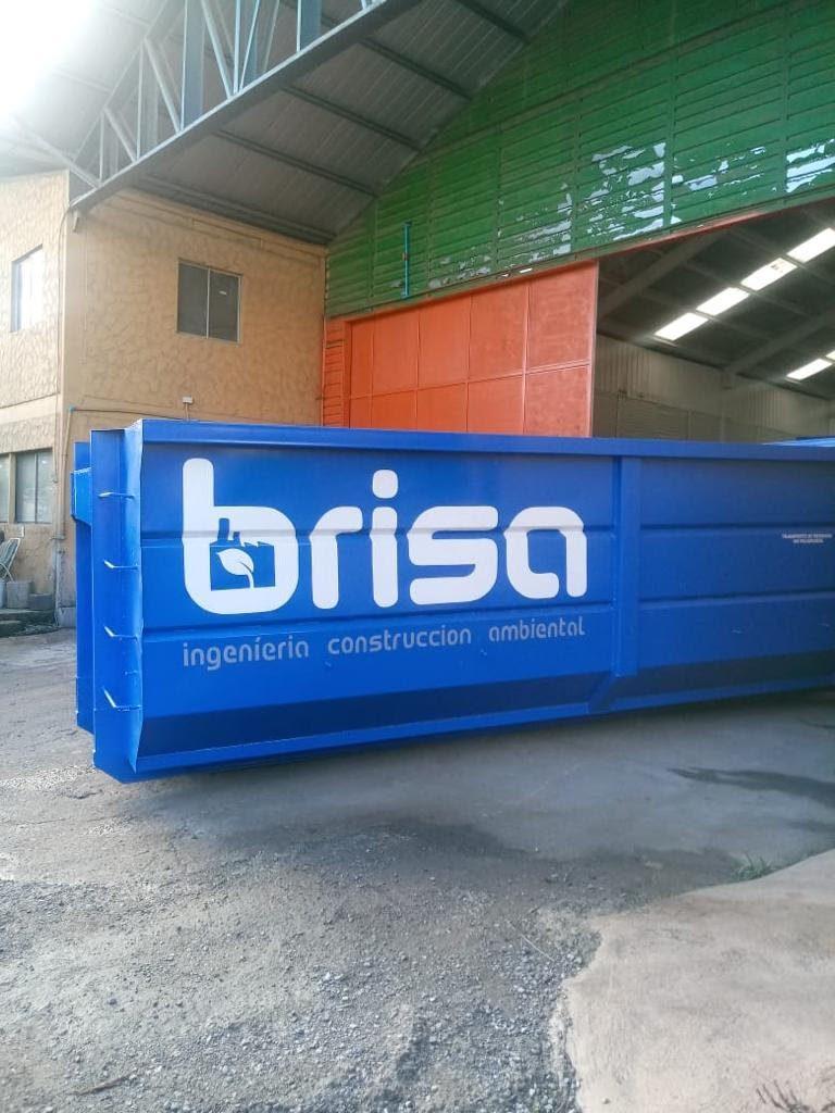 Contenedor BRISA SA